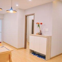 Отель Saltandsoul Life Нячанг комната для гостей