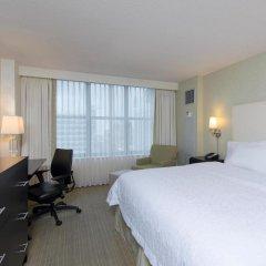 Отель Hampton Inn & Suites Chicago Downtown комната для гостей фото 2