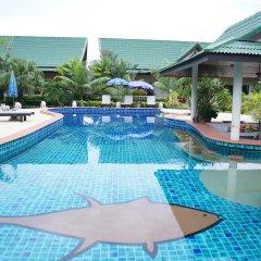 Отель Tuna Resort бассейн фото 3