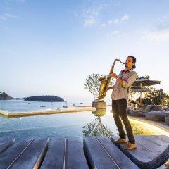 Отель The Nai Harn Phuket бассейн
