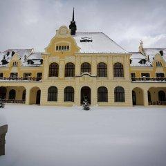 Отель Rubezahl-Marienbad балкон