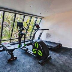 Amora Hotel Auckland фитнесс-зал фото 2