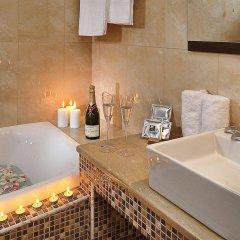 Отель Royal Heights Resort Villas & Spa Греция, Малия - отзывы, цены и фото номеров - забронировать отель Royal Heights Resort Villas & Spa онлайн ванная