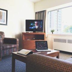Отель Greenbrier Hotel Канада, Ванкувер - отзывы, цены и фото номеров - забронировать отель Greenbrier Hotel онлайн комната для гостей фото 3
