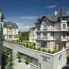 Отель Savoy Westend Карловы Вары балкон