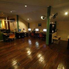 Отель Lanta Pavilion Resort Ланта интерьер отеля