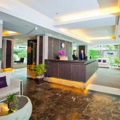 Отель Kingston Suites Bangkok интерьер отеля