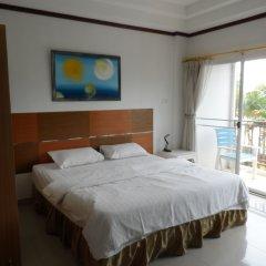 Отель Vik House Паттайя комната для гостей