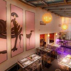 Отель Les Jardins Du Marais Париж гостиничный бар