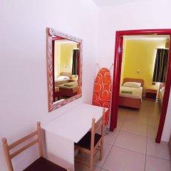 Отель The Seven Apartments Мальта, Сан Джулианс - отзывы, цены и фото номеров - забронировать отель The Seven Apartments онлайн комната для гостей фото 2