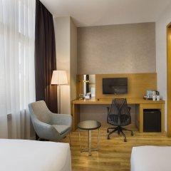 Hilton Garden Inn Kocaeli Sekerpinar Турция, Стамбул - отзывы, цены и фото номеров - забронировать отель Hilton Garden Inn Kocaeli Sekerpinar онлайн комната для гостей фото 3