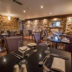 Отель Hazlewood Castle & Spa питание