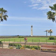 Отель Sol Fuerteventura Jandia пляж