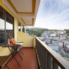Saparis Hotel балкон
