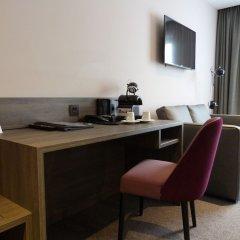Отель Marivaux Hotel Бельгия, Брюссель - 6 отзывов об отеле, цены и фото номеров - забронировать отель Marivaux Hotel онлайн удобства в номере