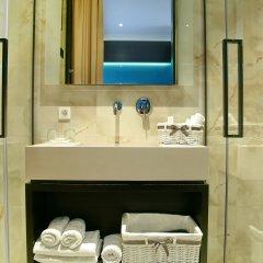 Отель Maccani Luxury Suites ванная фото 2