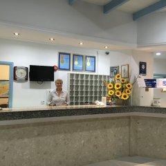 Kefalos - Damon Hotel Apartments Пафос интерьер отеля