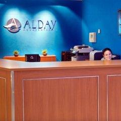 Отель Apartamentos Alday Испания, Камарго - отзывы, цены и фото номеров - забронировать отель Apartamentos Alday онлайн интерьер отеля