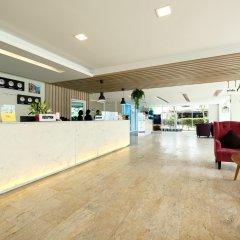 D@Sea Hotel интерьер отеля фото 2