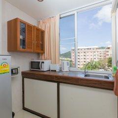 Апартаменты Patong Studio Apartments удобства в номере