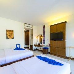Отель JR Siam Kata Resort комната для гостей фото 3