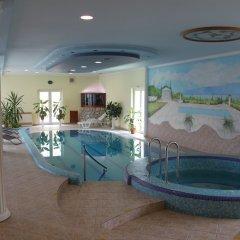 Отель Blue Villa Appartement House бассейн