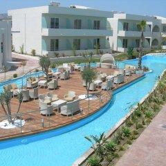 Отель Afandou Bay Resort Suites бассейн