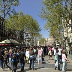 Hotel Toledano Ramblas Барселона