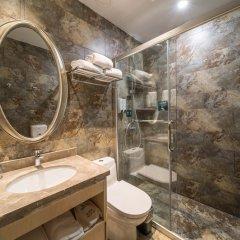 Отель Leisurely Hotel Shenzhen Китай, Шэньчжэнь - отзывы, цены и фото номеров - забронировать отель Leisurely Hotel Shenzhen онлайн ванная фото 2