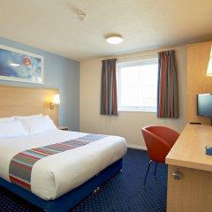Отель Travelodge Glasgow Central комната для гостей фото 2