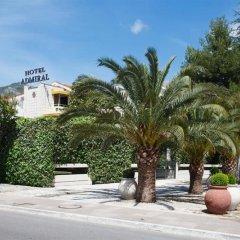 Отель Admiral Черногория, Будва - отзывы, цены и фото номеров - забронировать отель Admiral онлайн пляж фото 2