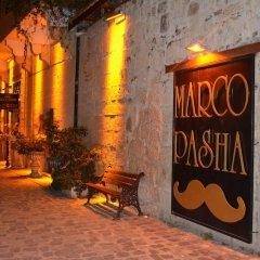 Osmanli Marco Pasha Hotel Турция, Мерсин - отзывы, цены и фото номеров - забронировать отель Osmanli Marco Pasha Hotel онлайн вид на фасад