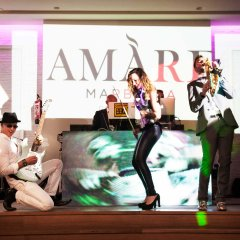 Amàre Beach Hotel Marbella детские мероприятия