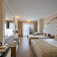 Oz Hotels Side Premium 5* Стандартный номер с двуспальной кроватью