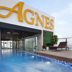 Agnes Nha Trang Hotel бассейн фото 2