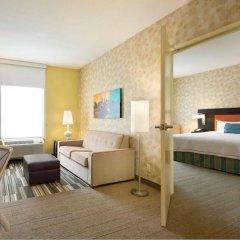 Отель Home2 Suites by Hilton Minneapolis Bloomington США, Блумингтон - отзывы, цены и фото номеров - забронировать отель Home2 Suites by Hilton Minneapolis Bloomington онлайн комната для гостей