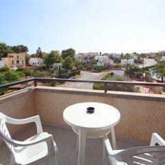 Hotel JS Corso Suites балкон