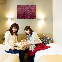 Отель Areaone Hakata Хаката в номере фото 2