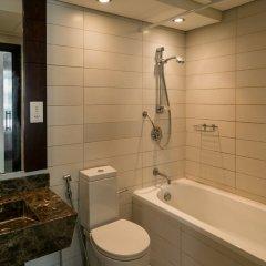 Апартаменты One Perfect Stay - Studio at Burj Views Дубай ванная