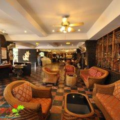 Basaya Beach Hotel & Resort интерьер отеля