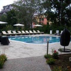 Отель Apart Hotel MIDA Болгария, Солнечный берег - отзывы, цены и фото номеров - забронировать отель Apart Hotel MIDA онлайн бассейн