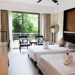 Sanya Guesthouse International Hotel комната для гостей