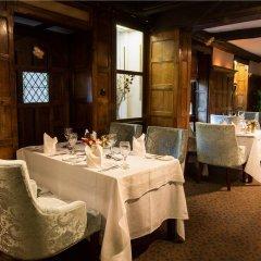 Отель Muthu Belstead Brook Hotel Великобритания, Ипсуич - отзывы, цены и фото номеров - забронировать отель Muthu Belstead Brook Hotel онлайн питание