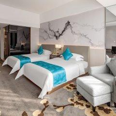 Отель Shenzhen Huaqiang Plaza Hotel Китай, Шэньчжэнь - 1 отзыв об отеле, цены и фото номеров - забронировать отель Shenzhen Huaqiang Plaza Hotel онлайн комната для гостей фото 5