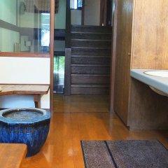 Отель Sekkasai Lodge Хакуба парковка