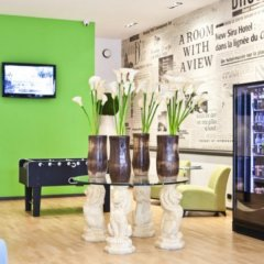 Отель Comfort Art Hotel Siru Бельгия, Брюссель - отзывы, цены и фото номеров - забронировать отель Comfort Art Hotel Siru онлайн фото 3