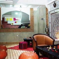 Отель Riad Mellouki Марокко, Марракеш - отзывы, цены и фото номеров - забронировать отель Riad Mellouki онлайн гостиничный бар