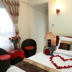Full Moon Dalat Hotel Далат комната для гостей фото 4