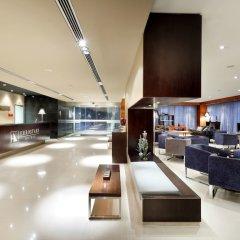 Отель Eurostars Lisboa Parque гостиничный бар