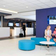 Отель Novotel Gdansk Centrum интерьер отеля